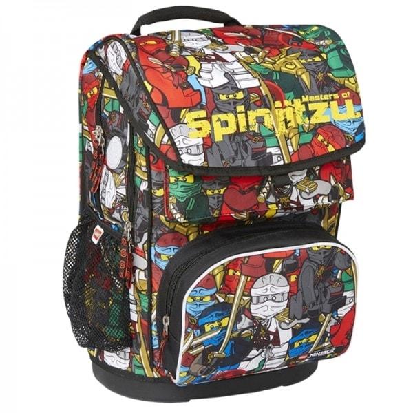 b71054df43 LEGO Ninjago Comic Maxi - školní aktovka