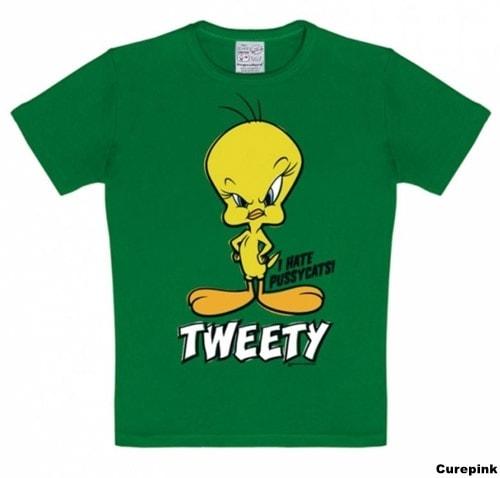 2d5ccdc48eb Popron.cz - Dětské tričko Looney Tunes Tweety bavlna - Dětská trička ...