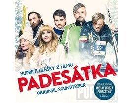 Soundtrack - Padesátka, CD