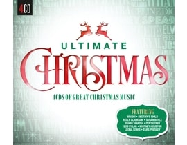 Různí - Ultimate CHristmas, 4 CD
