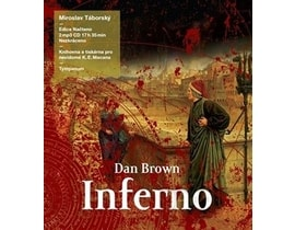 Miroslav Táborský - Inferno (Dan Brown), MP3-CD