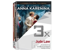 3x Jude Low, DVD