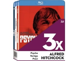 3 BD Alfred Hitchcock, BD