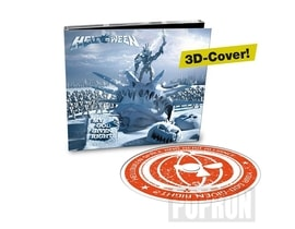 Helloween - My God - Given Right, CD-DIGIPACK