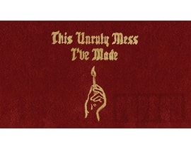 Acklemore & Ryan Lewis - This Unruly Mess I´ve Made (Explicit), CD