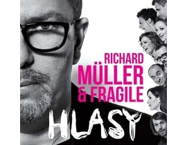 Richard Müller & Fragile - Hlasy, CD