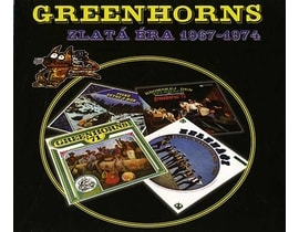 Greenhorns - Zlatá éra 1967-1974, CD
