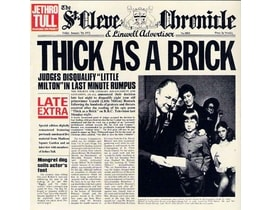 Jethro Tull - Thick As A Brick, CD
