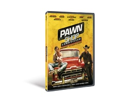 Pawn Shop Chronicles: Historky ze zastavárny, DVD