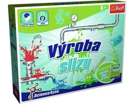 TREFL Science4you: Výroba slizu