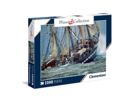 Puzzle Plisson Collection 1000, Plachetnice