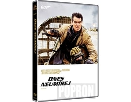 James Bond - Dnes neumírej (2015), DVD