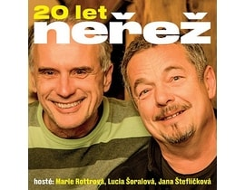 Neřež - 20 Let Neřež, CD