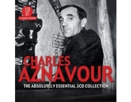 Charles Aznavour - Absolutely Essential, 3CD