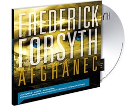 Frederick Forsyth-Afghánec-čte Jan Hyhlík, CD-MP3