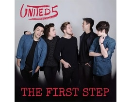 United5 - The First Step, CD
