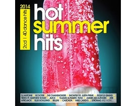 Různí - Hot Summer Hits 2014, CD