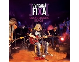 Vypsaná Fixa - G2 Acoustic Stage, CD+DVD