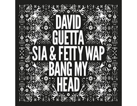 David Guetta - Bang My Head (feat. Sia & Fetty Wap), CD