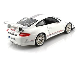 Bburago Porsche 911 GT3 RS 1:18 PLUS