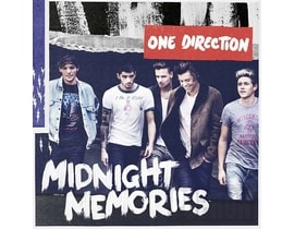 One Direction - Midnight Memories, CD