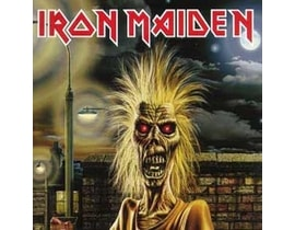 Iron Maiden - Iron Maiden, CD