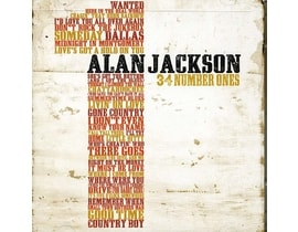 Alan Jackson - 34 Number Ones, CD