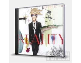David Bowie - Reality, CD