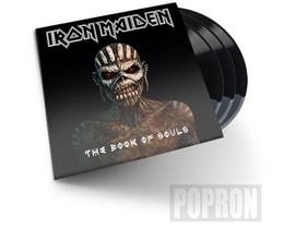 Iron Maiden - The Book of Souls, LP
