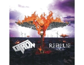 Citron - Rebelie Vol. 2 (EP), CD