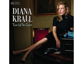Krall Diana - Turn Up The Quiet, CD