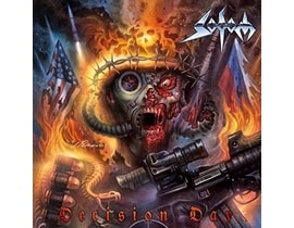 Sodom - Decision Day, CD