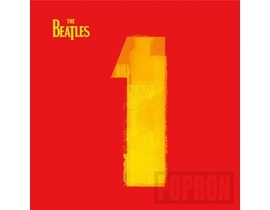 Beatles - 1 (reedice 2015), CD