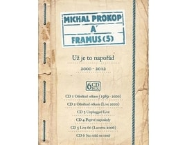 Michal Prokop - Už je to napořád 2000-2012, Box 6CD