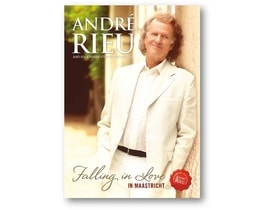 Rieu Andre - Falling In Love In Maastri, DVD
