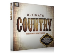 Různí - Ultimate... Country, 4CD
