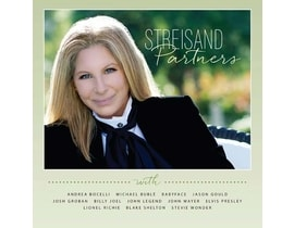 Barbra Streisand - Partners, CD