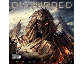 Disturbed - Immortalized, CD