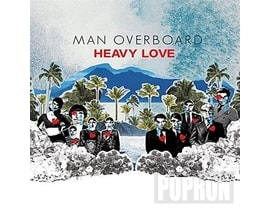Man Overboard - Heavy Love, CD