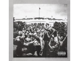 Kendrick Lamar - To Pimp A Butterfly, CD