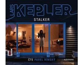 Pavel Římský - Stalker (Lars Kepler), MP3-CD