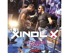 Xindl X - G2 Acoustic Stage, CD+DVD