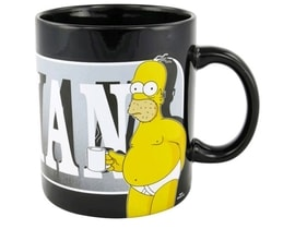 Porcelánový hrnek The Simpsons/Simpsnovi 850ml