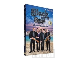 Black Band - Srdce dokořán, CD+DVD