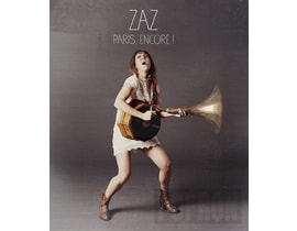 Zaz - Paris, Encore!, BD