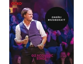 Ondřej Brzobohatý - G2 Acoustic Stage, DVD+CD