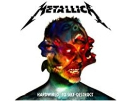 Metallica-Hardwired...to Self-destruct, 2CD