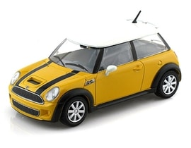 Bburago Mini Cooper S Coupe 1:24