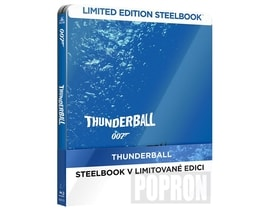 James Bond - Thunderball (Steelbook), BD