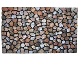Rohožka 551 Ecomat MP 027 Pebble Beach 40x60cm